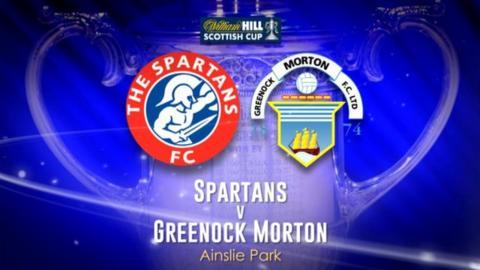 Highlights - Spartans 2-1 Morton