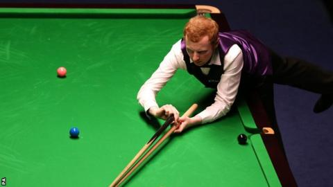 Anthony McGill in action in York