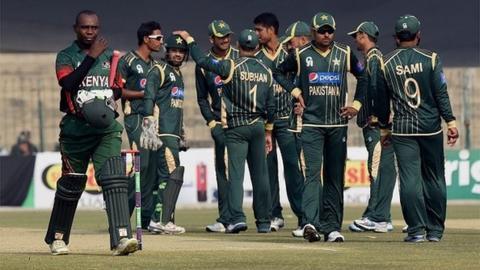 Pakistan A
