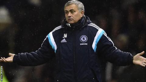 Jose Mourinho - Chelsea boss