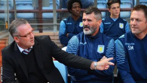 Roy Keane, Paul Lambert