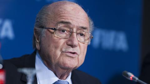 Fifa World Cup report: Sepp Blatter says crisis is over