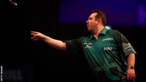 Brendan Dolan has lost in the second round on three occasions
