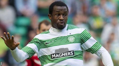 Celtic defender Efe Ambrose