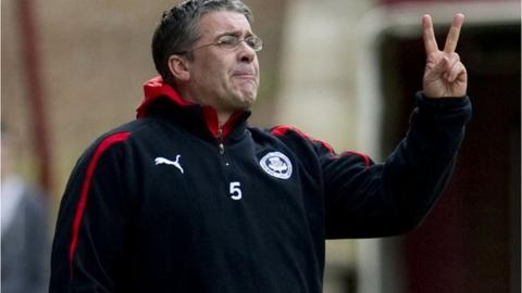Ian McCall has been without a managerial post since leaving Partick Thistle in 2011.