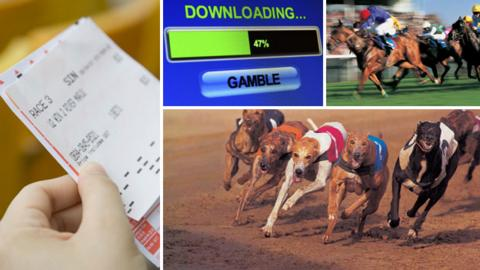 Horse racing gambling age california