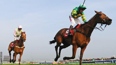 Barry Geraghty on More of That