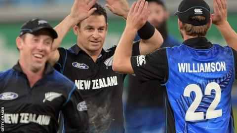 New Zealand cricketers