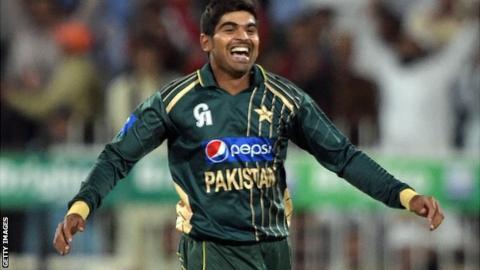 Pakistan all-rounder Haris Sohail
