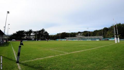 Mennaye Field, Penzance