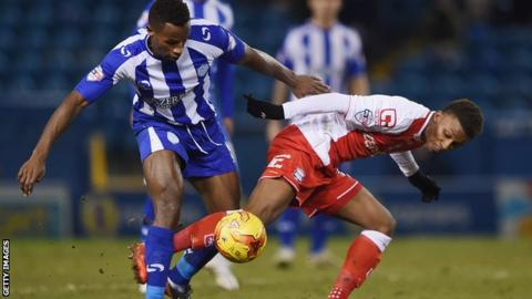 Jose Semedo of Sheffield Wednesday battles Demarai Gray of Birmingham City