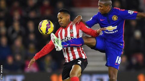 Nathaniel Clyne, Ashley Young