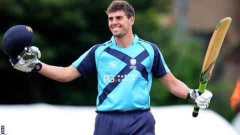 Calum MacLeod signed for Durham in 2014