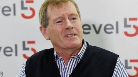 Rangers shareholder Dave King