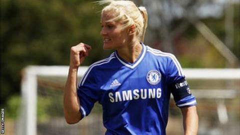 Chelsea's Katie Chapman