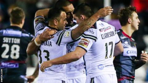 Widnes players