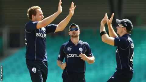 Scotland begin their World Cup campaign against co-hosts New Zealand