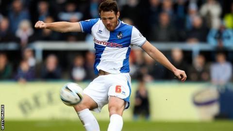 Bristol Rovers' Tom Parkes