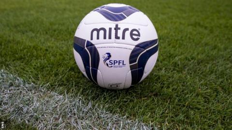 SPFL ball