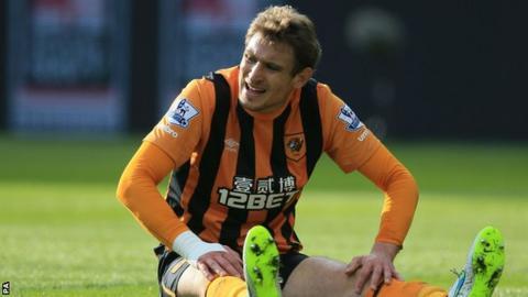 Hull striker Nikica Jelavic