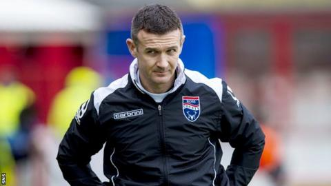 Jim McIntyre was proud of his side's spirit