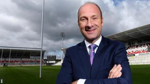 Stephen Watson presents a Six Nations Interactive Special on BBC2 NI on Friday