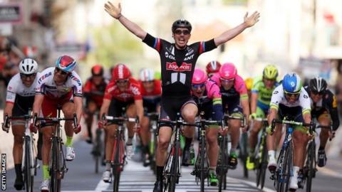 John Degenkolb wins Milan-San Remo