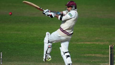 Peter Trego's 94 included ten fours and three sixes