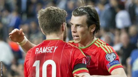 Wales beat Israel in Haifa