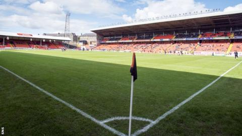 Fans groups have criticised Dundee United chairman Stephen Thompson