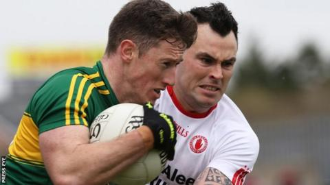 Kerry and Tyrone drew in the Division One tussle at Healy Park
