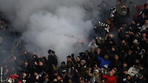 Torpedo Moscow fans