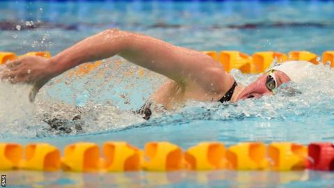 Hannah Miley won gold and bronze at the 2014 Commonwealth Games