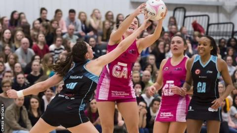 Yorkshire Jets and Surrey Storm
