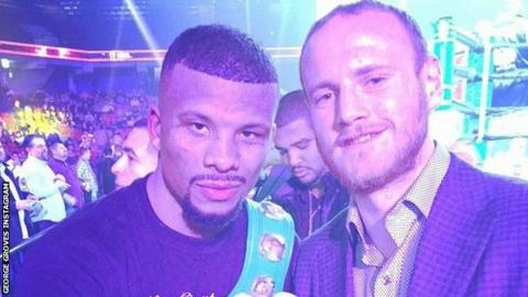 Badou Jack and George Groves