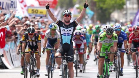 Mark Cavendish Tour of Turkey
