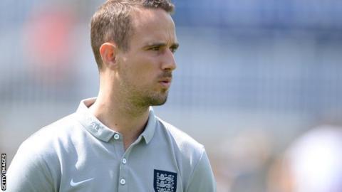 England manager Mark Sampson