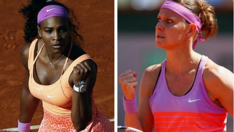French Open 2015: Poorly Serena Williams suffering ahead ...