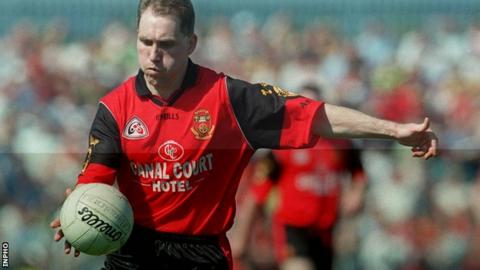 Down legend Mickey Linden was one of the stars of their memorable Ulster SFC win over Derry in 1994