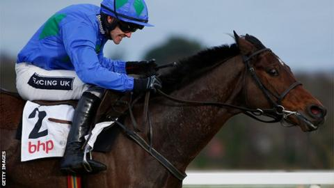 Hurricane Fly and Ruby Walsh