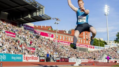 Greg Rutherford wins in Oslo