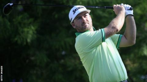 Graeme McDowell cards a poor opening round of 76 in Memphis