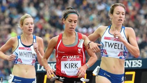 Steph Twell came a disappointing 14th in the women's 5,000m at Glasgow 2014