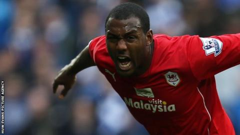 Kevin Theophile-Catherine joined Cardiff from Rennes in August 2013
