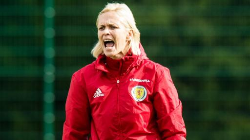 Kerr wants Scotland to be clinical