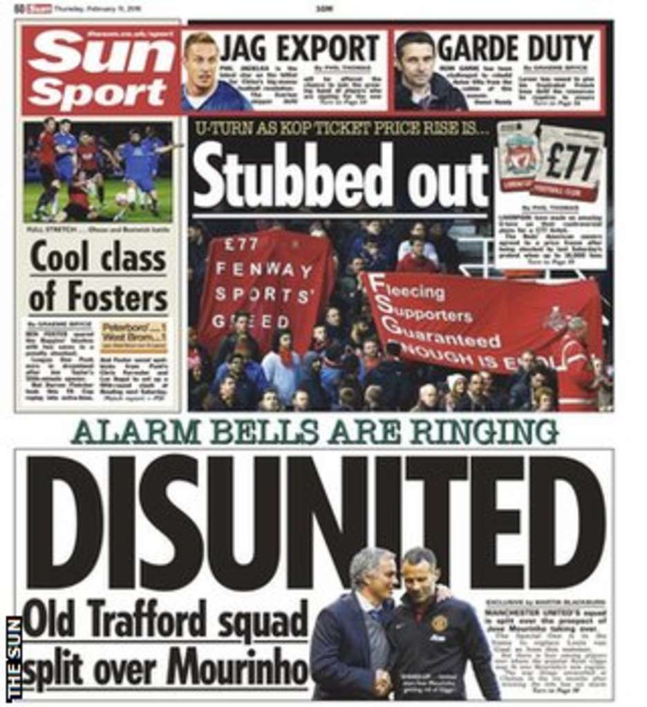 Today's newspaper gossip: Mourinho to earn less than Guardiola, Simeone on Chelsea wish-list