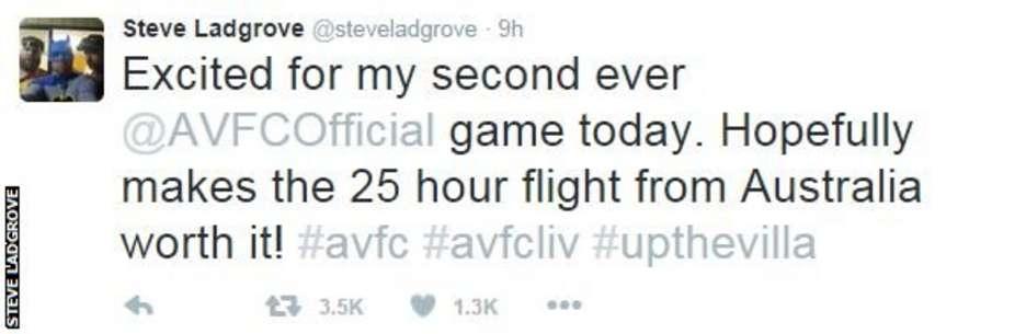 Steve Ladgrove