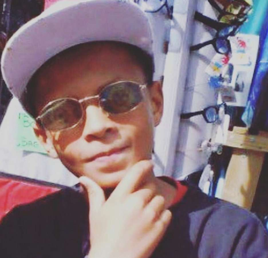 Dele Alli aged about 10
