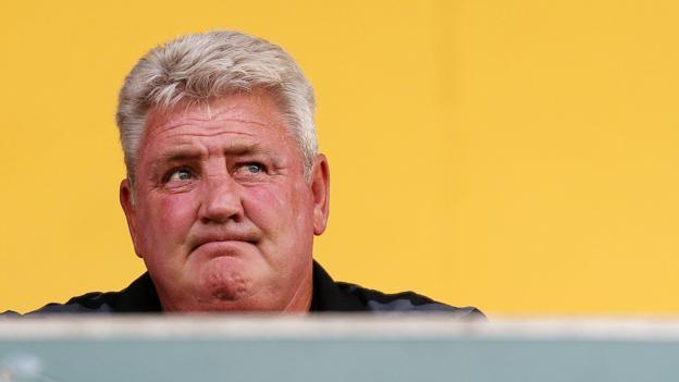 Steve Bruce: Hull boss holds England manager talks