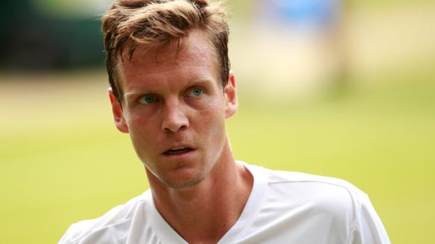 Tomas Berdych: World number eight pulls out of Olympic Games